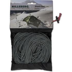 Hilleberg Shock Cord Ø3mm 15m, white/blue